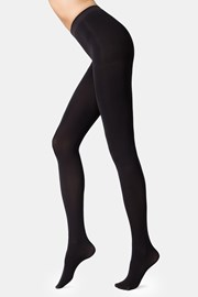 Ženske hlačne nogavice za oblikovanje postave Velour 100 DEN
