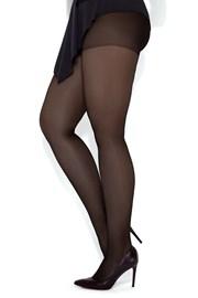 Hlačne nogavice za močnejše postave Viola 15 DEN