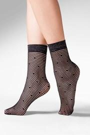 Ženske mrežaste nogavičke Viva