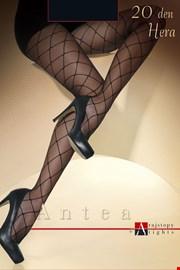 Hlačne nogavice Hera, plus size, 20 DEN