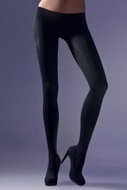 Hlačne nogavice z nizkim pasom 40 DEN