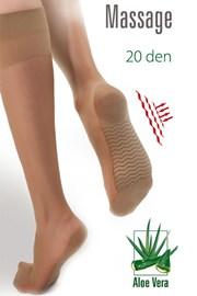 Dokolenke Massage 20 DEN