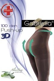 Hlačne nogavice Push–Up 100 DEN