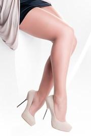 Hlačne nogavice Rubensa 20 DEN