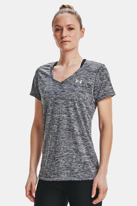 Črna športna majica Under Armour Twist