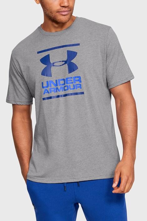 Sivo-modra majica  Under Armour Foundation