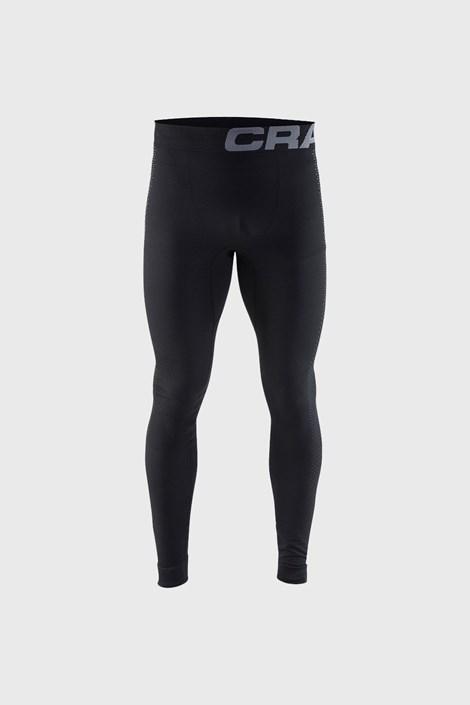 Moške dolge spodnjice CRAFT Warm Intensity Black