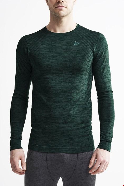 Moška majica Craft Fuseknit Comfort, temno zelena