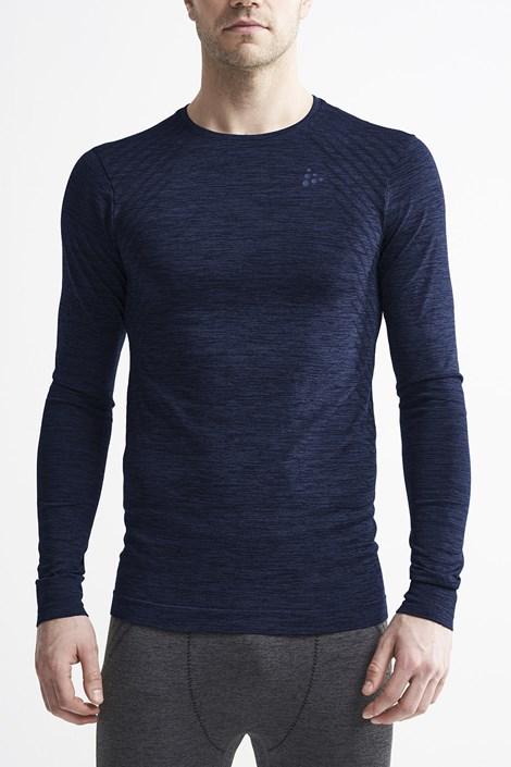 Moška majica Craft Fuseknit Comfort, temno modra