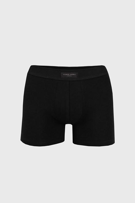 Moške boksarice Cotton Nature, črne