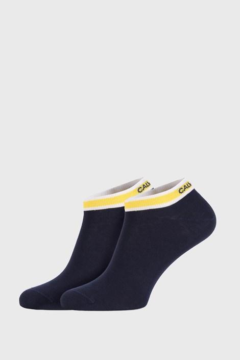 2 PACK ženske nogavice Calvin Klein Spencer