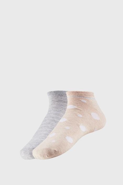2 PACK ženske nizke nogavice Adreana