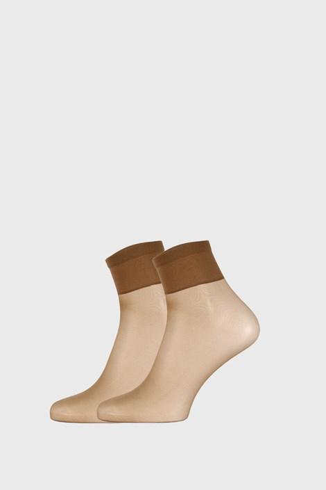 2 PACK ženske nogavice 10 DEN