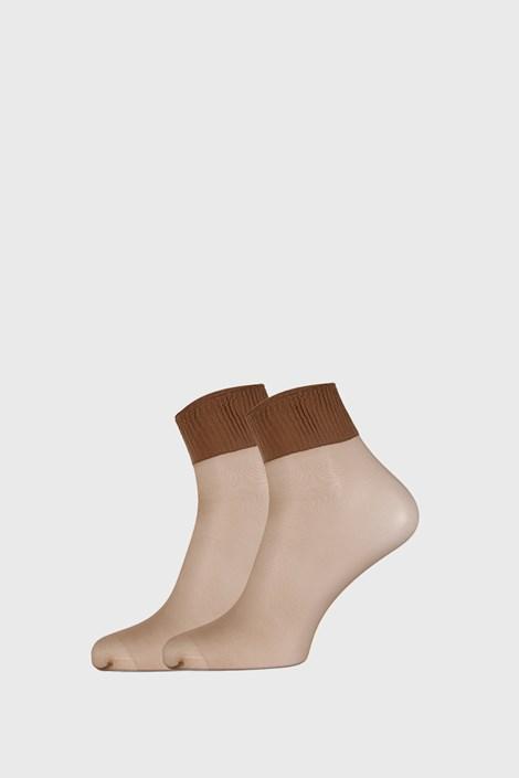 2 PACK ženske nogavice 6 DEN