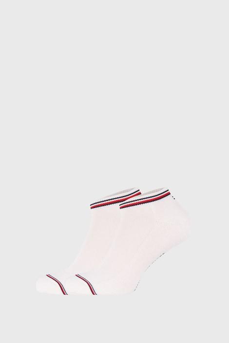 2 PACK bele nogavice Tommy Hilfiger Iconic Sneaker