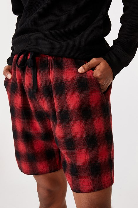 Kariraste kratke hlače Lounge