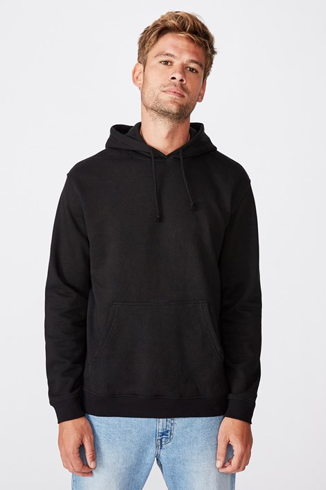 Črna mikica Essential Fleece