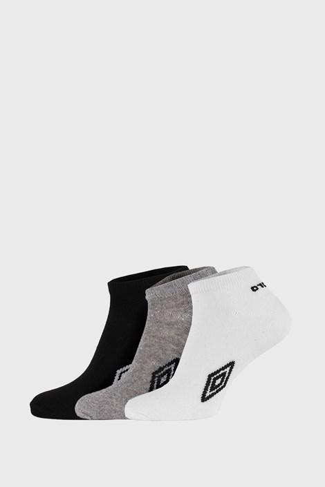 3 PACK nizkih nogavic Umbro