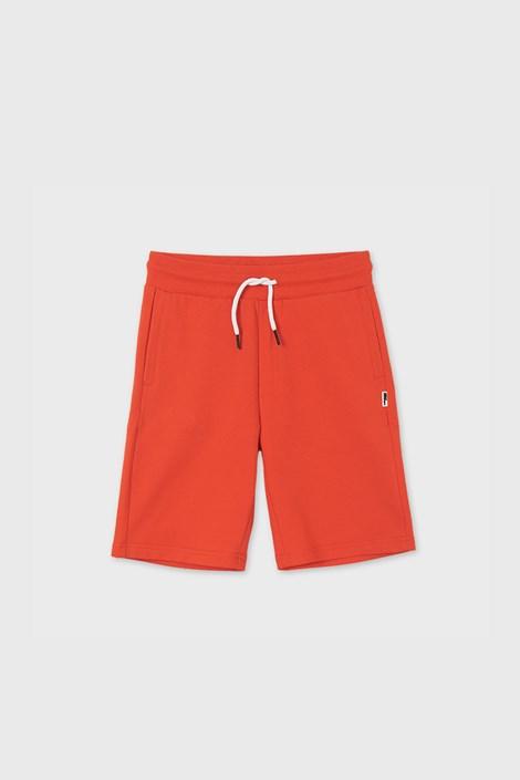 Deške rdeče kratke hlače Mayoral Hibicus