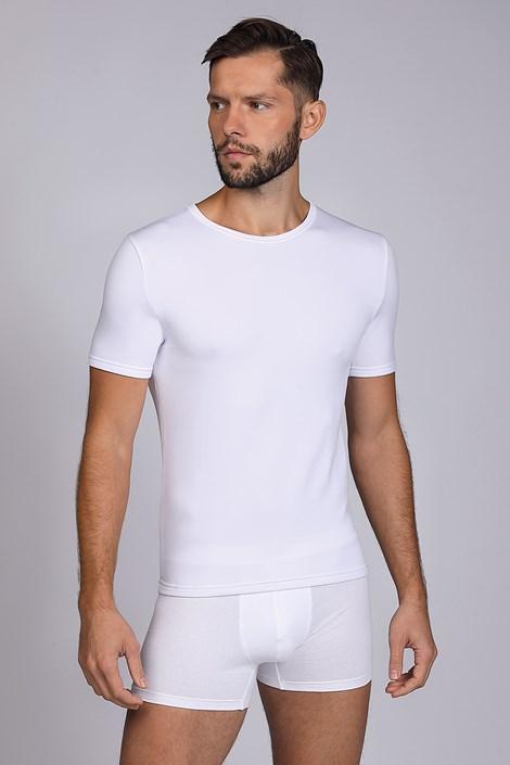 Bela termo majica Short basic