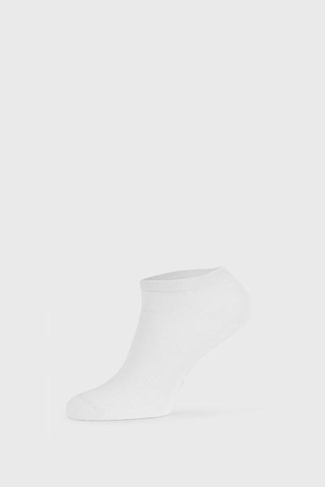 Bele nogavice iz bambusa nizke