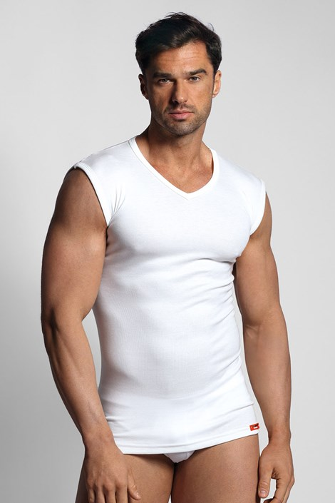 Bela termo spodnja majica