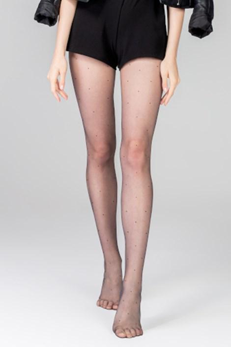 Hlačne nogavice Anytime Dots 13 DEN