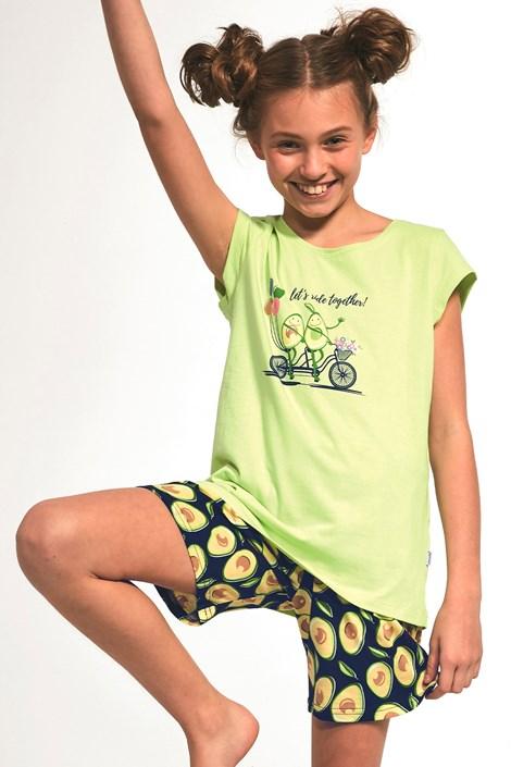 Dekliška pižama Avocado
