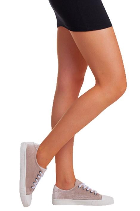 Hlačne nogavice Bellinda COOL 20 DEN amber