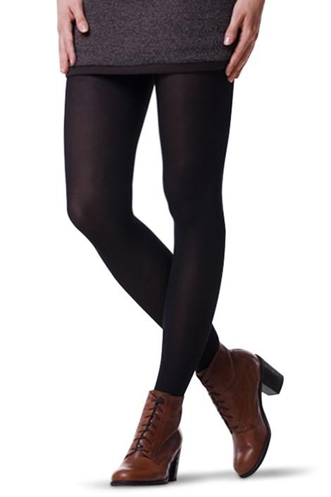 Črne hlačne nogavice Bellinda MATT 40 DEN