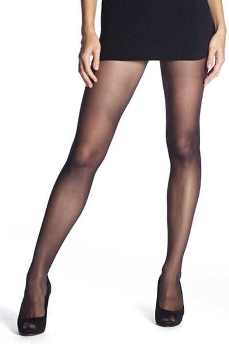 Črne stezne hlačne nogavice Bellinda ABSOLUT RESIST 20 DEN