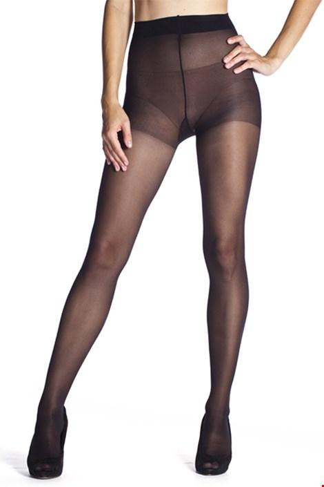 Črne hlačne nogavice Bellinda FIT IN FORM 40 DEN