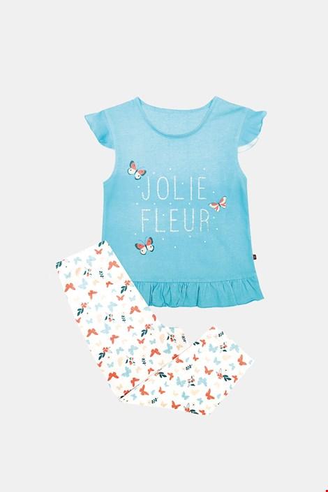 Dekliška modra pižama Lila