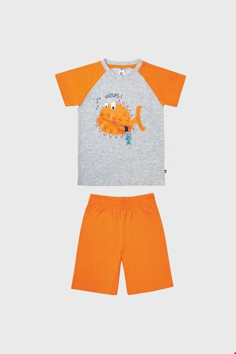 Deška pižama Riba