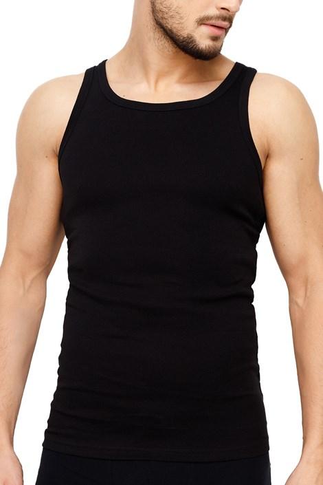 Moška majica brez rokavov ROSSLI Premium Cotton