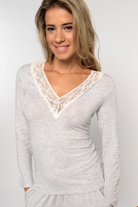 Majica ženske pižame Heather