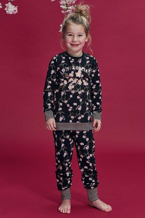 Dekliška pižama Cherry Bloomson
