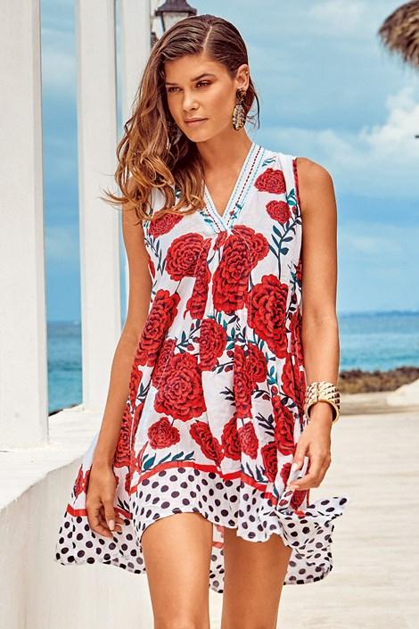 Obleka za na plažo Itaca red