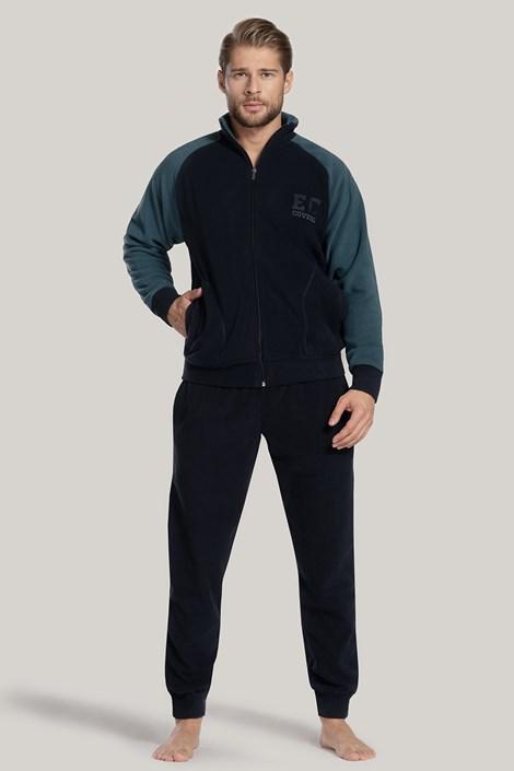 KOMPLET modra mikica in hlače James