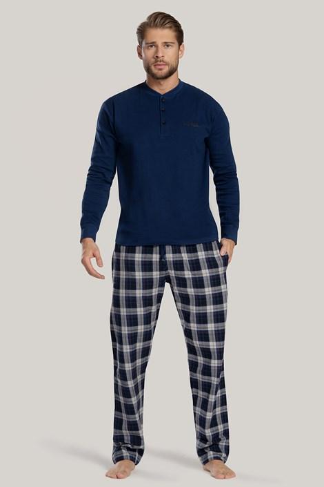 Modra pižama Augusto