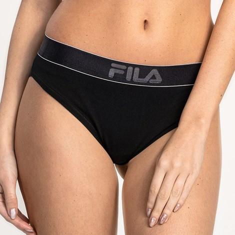 Hlačke črne brazilke FILA 6108