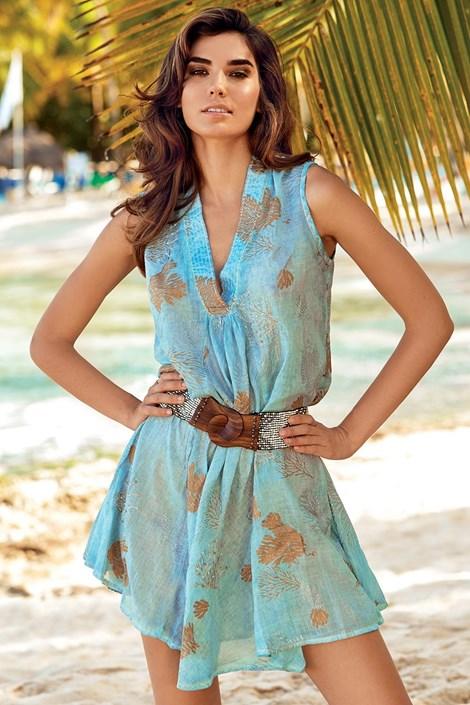 Obleka za na plažo Mika