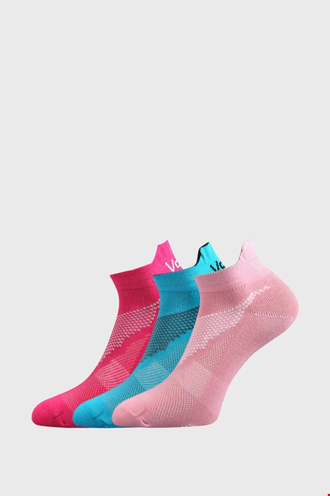 3 PACK dekliške nogavice VOXX Iris