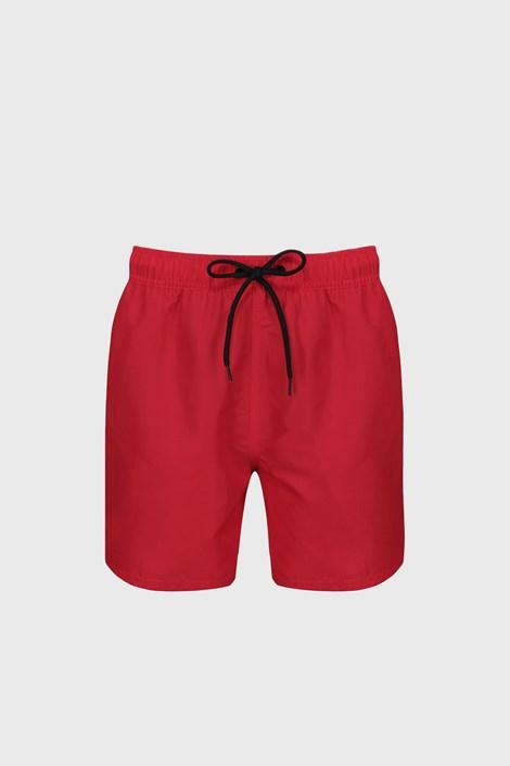 Rdeče kopalne hlače Reebok Yale