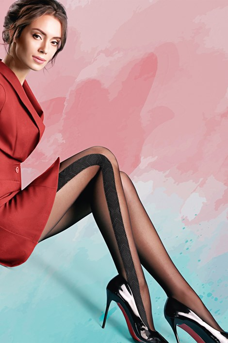 Hlačne nogavice Milena 20 DEN