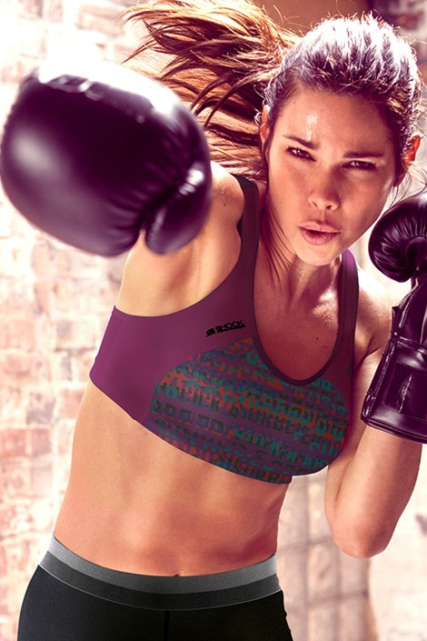 Športni modrček Shock Absorber Active Multi Sports Support