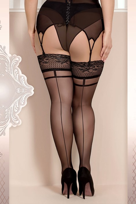 Prestižne samostoječe nogavice Soft size 368