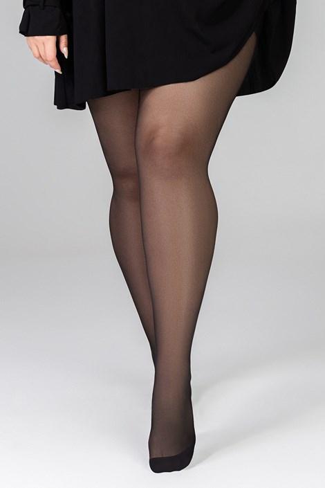 Hlačne nogavice Plus Size Sofia 40 DEN