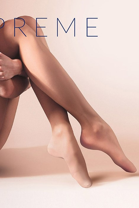 Hlačne nogavice Supreme 15 DEN