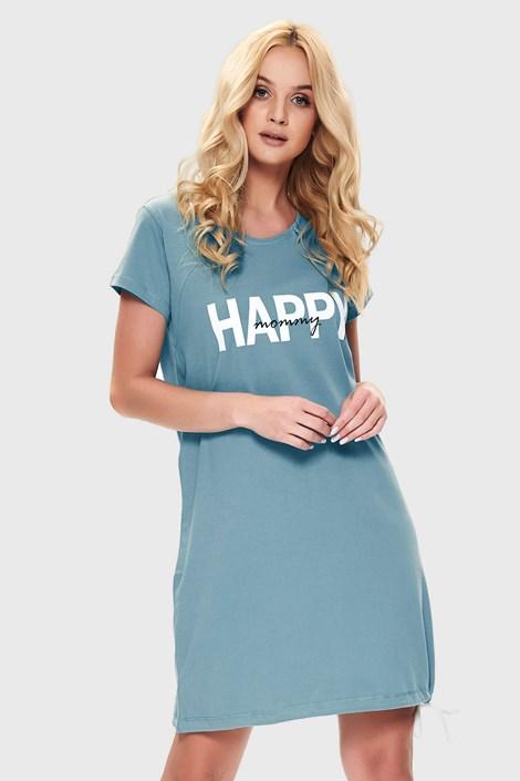 Spalna srajčka za dojenje Happy mommy